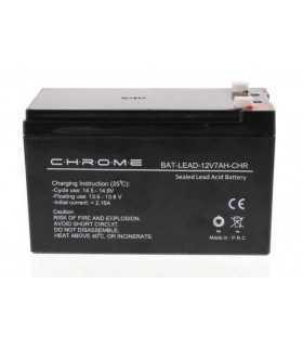 Acumulator plumb acid 12V 7Ah Chrome 151x65x95mm