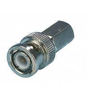 Conector mufa BNC tata RG59 RG62 RG71 RG210 Valueline