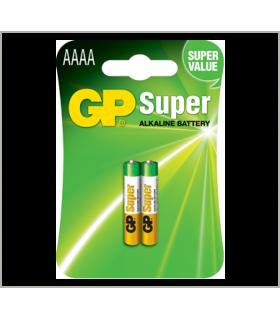 Baterii AAAA (LR8) alcaline 2buc/blister GP