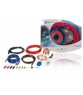 Kit conectare audio pentru masina 1500W 6m Konig