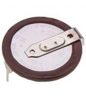 Acumulator VL2025 CR2020 Lithium 3.6V 20mm x h 2mm Panasonic