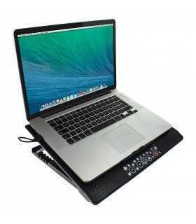 M8 Cooler laptop notebook cooling pad 380x300x30mm SMART FOX JOA