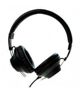 Casca stereo DJ retro negru Maxell