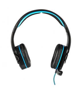 Casti gaming stereo cu microfon si control volum NGS