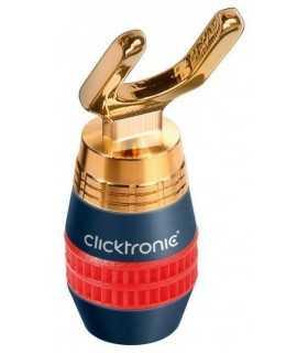 Mufe maner tata 4mm set de terminale tip furca Profesional Clicktronic
