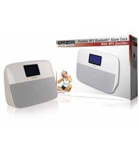 Ceas cu alarma cititor card SD USB Aux Bluetooth mp3 Konig