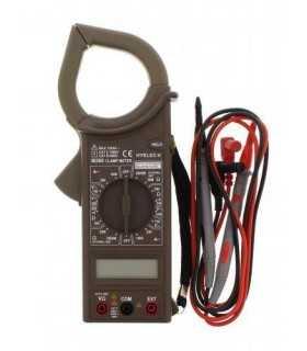 Clampmetru cleste ampermetric digital M266 Hyelec
