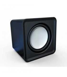 Boxe multimedia Surveyor 2.0 USB 2x3W negru Omega
