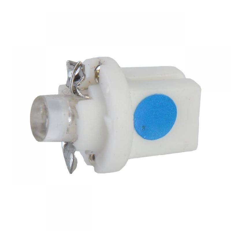 Bec LED auto 12V BD8.5-1 LED albastru
