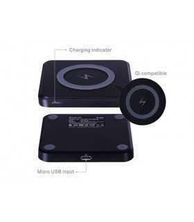 Incarcator pad charging portabil wireless TX-100 Luxa2