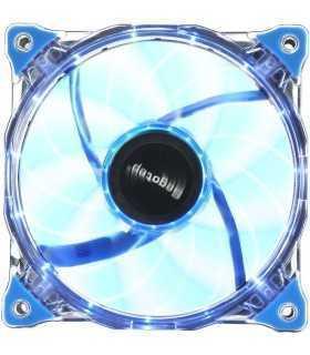 Ventilator 12cm Fan Blue 120x120mm POLARWND-BL Segotep Polar Wind