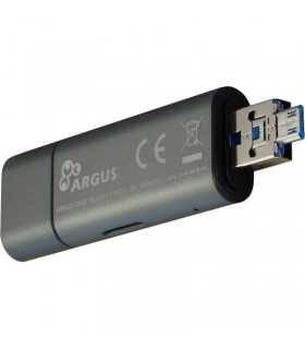Inter-Tech Card Reader V16 USB 2.0 Grey
