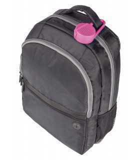 Boxa bluetooth portabila cu clip pentru atasare 3W roz Sweex