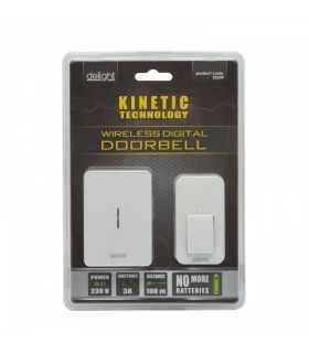 Sonerie fara fir si fara baterie KINETIC Technology 38 melodii Delight