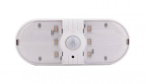 Corp de iluminat LED cu senzor lumina / persoane 6x LED Style Well