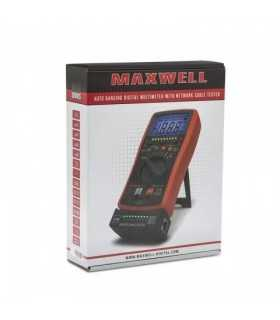 Multimetru digital 25334 Maxwell