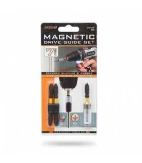 Adaptor magnetic pentru bituri cu limitator de adancime HANDY