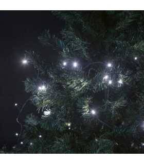 Sir lumini LED de Craciun solar 150 LED-uri Phenom Lighting