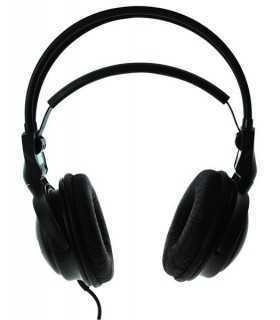 Casca stereo 3.5mm cablu 5m negru Maxell