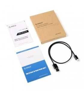 Cablu micro USB 2m USB 2.0 negru Orico ADC-20-V2 Cable ADC-20-V2BK