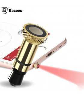 Telecomanda Baseus auriu/negru