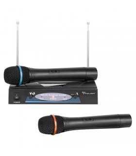 Set doua microfoane VHF AZUSA