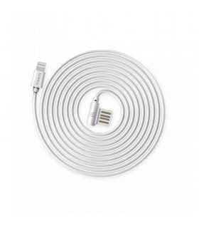 Cablu Remax Rayen iPhone RC-075 Alb 1m