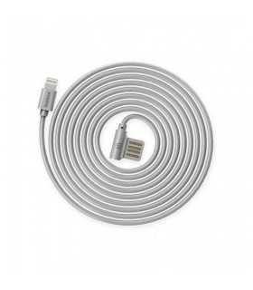 Cablu Remax Rayen iPhone RC-075 Argintiu 1m