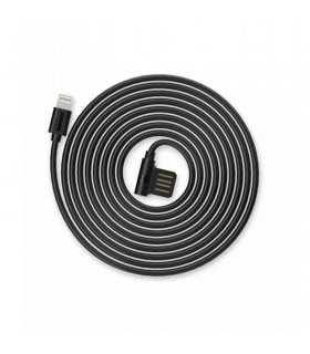 Cablu Remax Rayen iPhone RC-075 Negru 1m