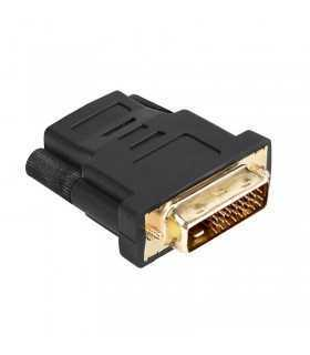 Adaptor HDMI mama la DVI-D tata 24+1
