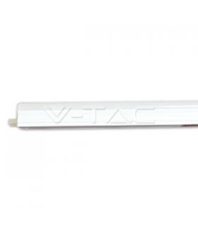 Corp iluminat LED T5 30cm cu intrerupator 4W 4000K alb neutru V-TAC