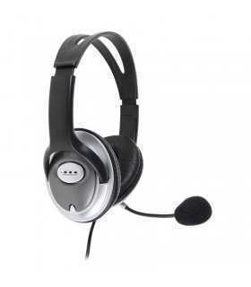 Casti stereo cu microfon Smart HP-311SB Intex