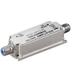 Amplificator Satelit 950-2400MHZ 20dB SAT V01 Goobay
