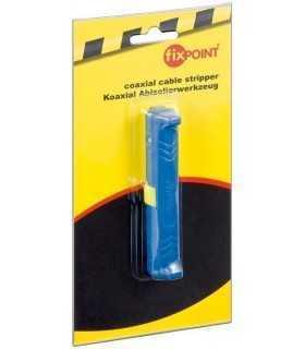 Dezizolator cablu coaxial Fixpoint