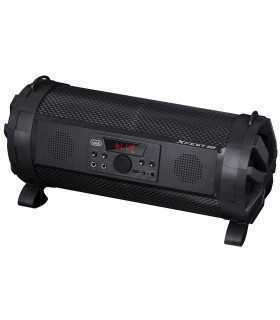 Boxa portabila cu Bluetooth si functie Karaoke 40W Trevi