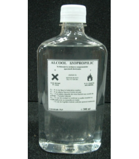 Alcool izopropilic 99.6% 200ml