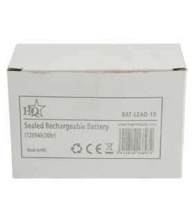 Acumulator plumb acid 12V 9AH HQ