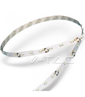 Banda LED 3528 60 rosu 5m 4.8W/m V-TAC