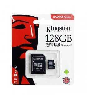 Micro SD CARD 128GB clasa 10 KINGSTON