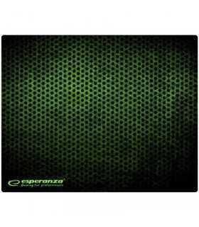 Mouse Pad Gaming verde 25x20cm Esperanza