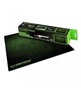 Mouse Pad Gaming verde 30x24cm Esperanza