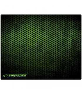 Mouse Pad Gaming verde 44x35cm Esperanza