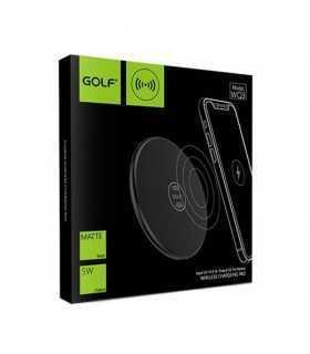 Incarcator Wireless Golf WQ3 Negru