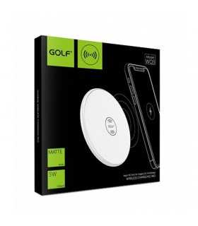 Incarcator Wireless Golf WQ3 Alb