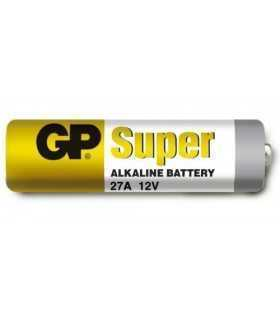 Baterie alcalina 27A 12V 18mAh 7.7x28 1 buc/blister GP