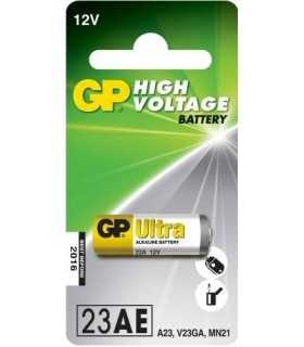Baterie ultraalcalina 23A 12V GP 10X28 GP23AU-BL1