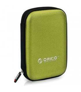 """Husa protectie Orico pentru 2.5"""" HDD/SSD culoare verde"""