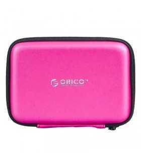 """Husa protectie Orico pentru 2.5"""" HDD/SSD culoare roz"""