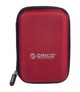 """Husa protectie Orico pentru 2.5"""" HDD/SSD culoare rosu"""
