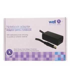 Alimentator pentru laptop HP 18.5V 3.50A 65W 5.5x2.1mm Well